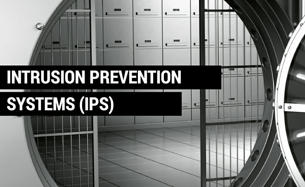 IPS - part of firewall security solution