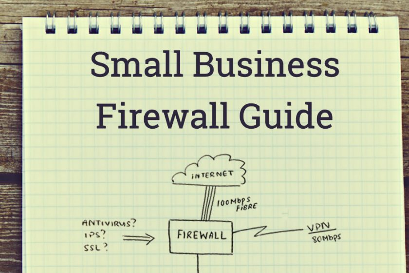 Small Business Firewall Guide