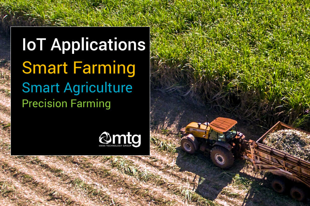 Internet of Things (IoT) Applications : Smart Agriculture : What