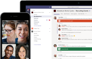 Microsoft Teams - Improve internal communications with Office 365