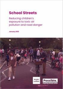 School Streets Report