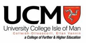 University College of Man Logo
