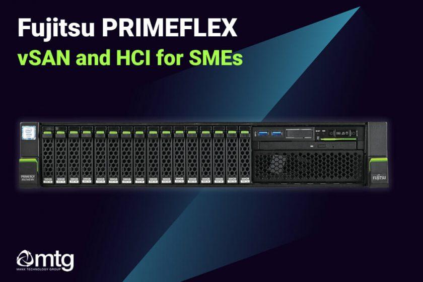 Fujitsu PRIMEFLEX UK