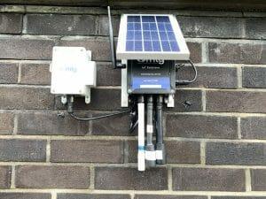 Libelium Smart Environment installed at UCM